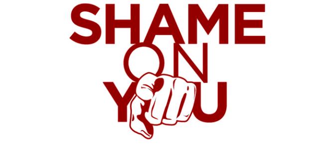 Shame?  Not Me!